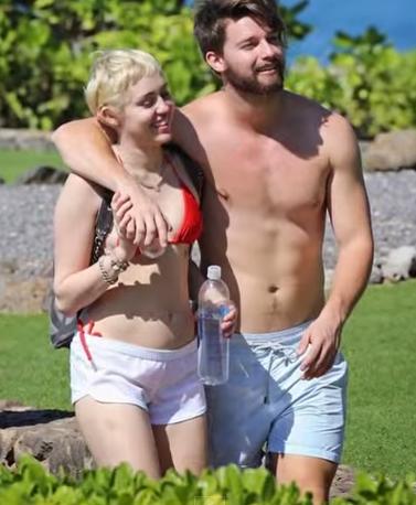Miley Cyrus and Patrick Schwarzenegger split   HELLO!