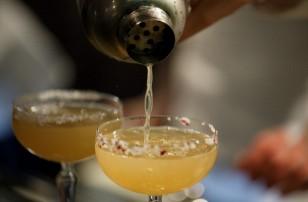 Barmen Cocktail Congress In Madrid