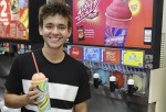 7-Eleven Kicks Off Slurpee All Access Chill With Austin Mahone