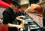 Burger King Opens First European WHOPPER Bar : News Photo CompEmbedShareAdd to Board Burger King Opens First European WHOPPER Bar