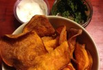 Sweet Potato chips: a staple in Paleo diets