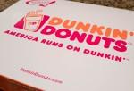 Dunkin' Donuts Cutting 10 Percent of Food, Drink Menu