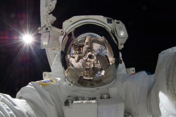 Microbes may help astronauts transform human waste into food