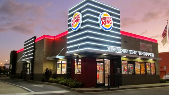 Man sues Burger King over his arrest for real $10 bill