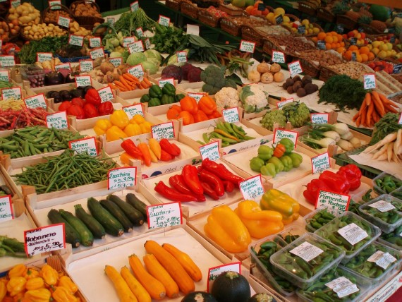 Predicted environmental changes could significantly reduce global production of vegetables