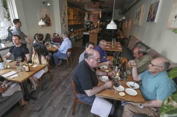 Cadence, the Kensington BYOB, is named Food & Wine's best new restaurant of 2019