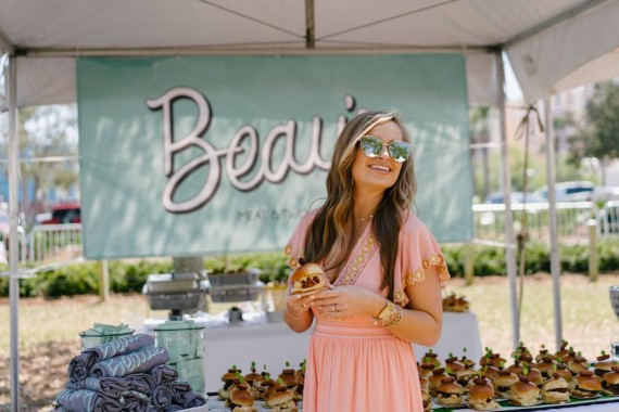 How A Food & Wine Festival Is Helping To Shift The Narrative Of A Former Spring Break Destination
