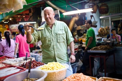 Why The Adventurous Foodie Is Game For Anything Except A Burger In Beijing: Andrew Zimmern, Unpacked